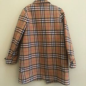 Almost new jacket by Burberry